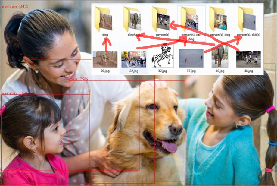 AI Image Mover